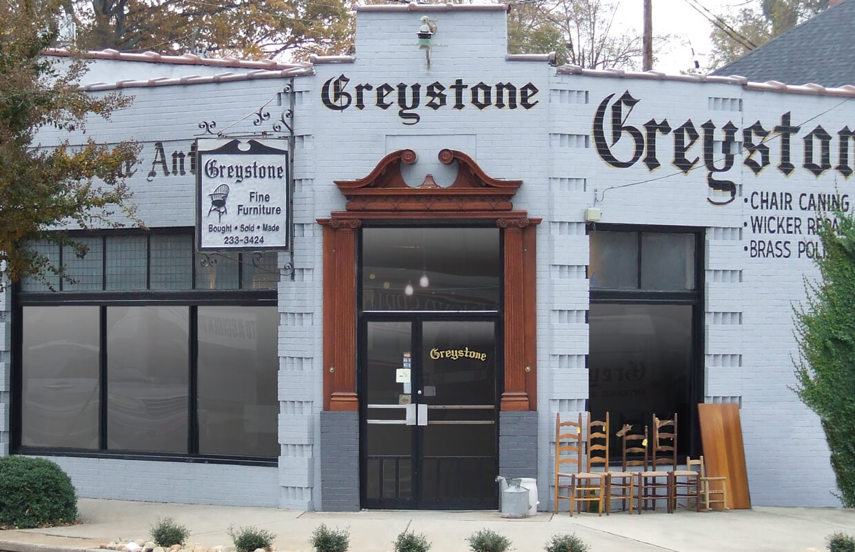about greystone antiques furniture repair and
